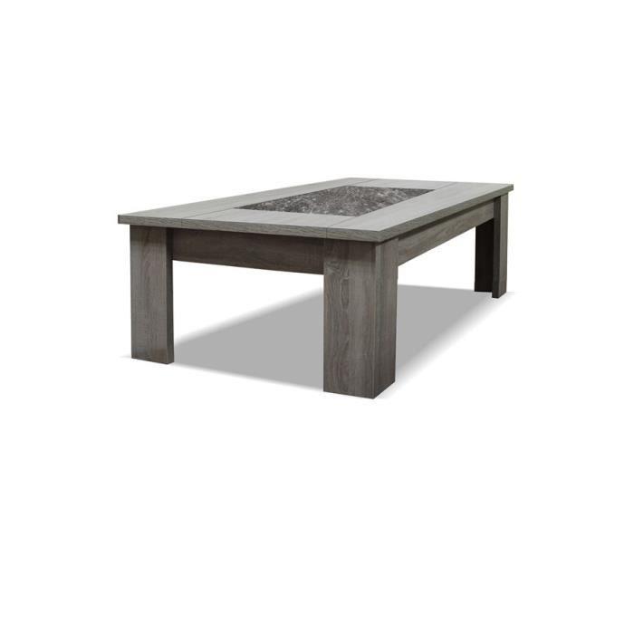 Table basse design ROXY - 100 - Bois