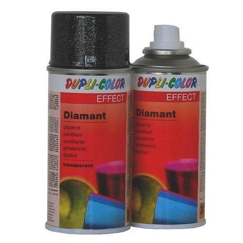 Peinture Effet Diamant argent, transparent 150 ml Duplicolor - MO338663