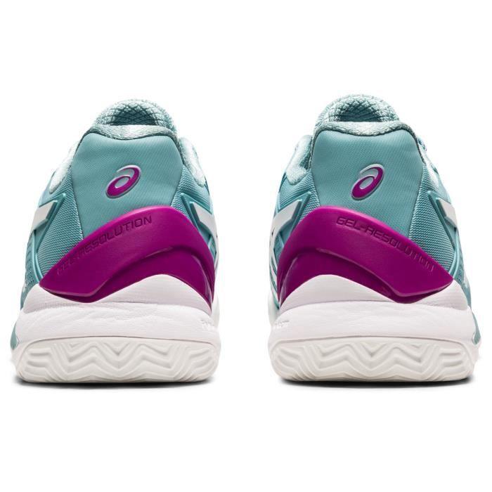 Chaussures de tennis femme Asics Gel-Resolution 8 Clay