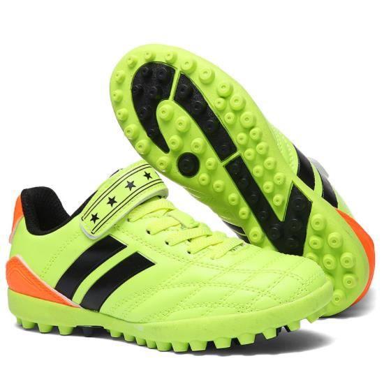 Chaussures de football pour enfants en extérieur et intérieur