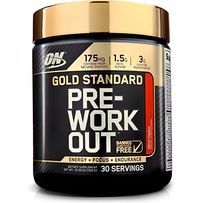 Gold Standard Pre Workout (330Gr) Optimum