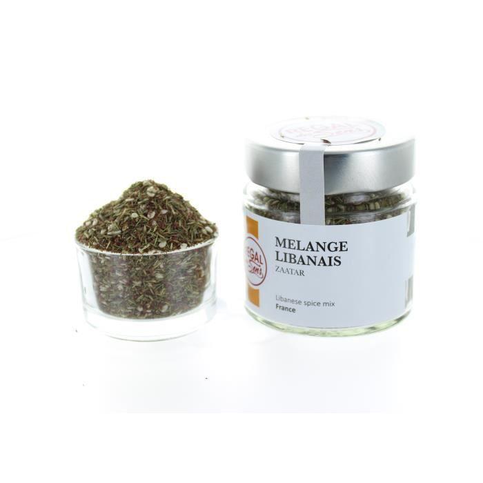 Mélange libanais (Zaatar) - - Pot 50 g