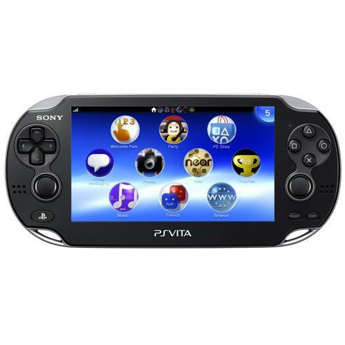 SONY - Console Playstation Vita (Modèle WIFI un…