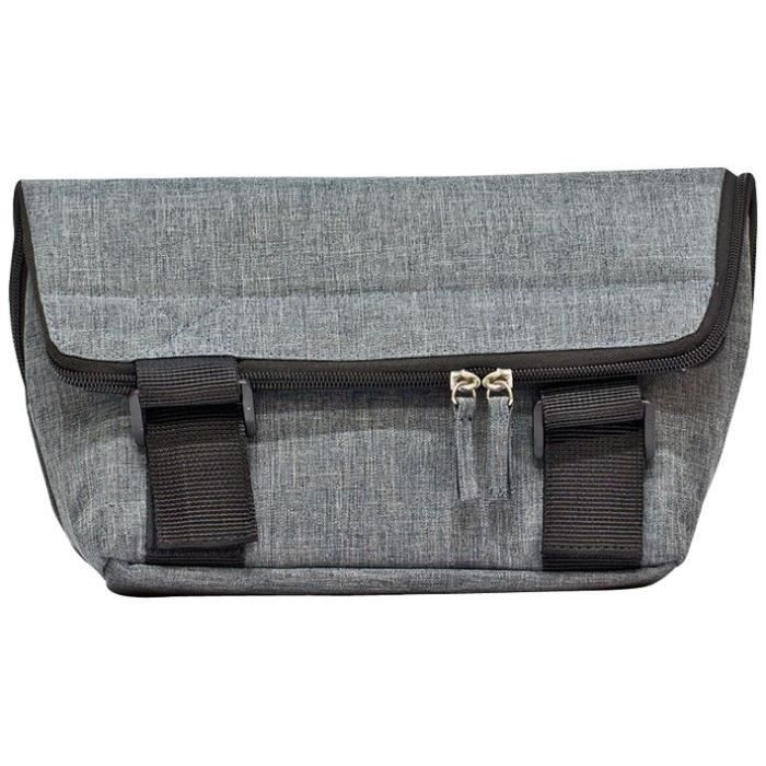 VALIRA Sac porte-repas Mobility take away stone washed - Gris