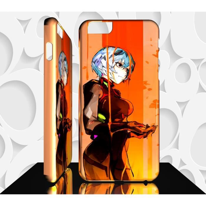 Coque iPhone 7 Plus ( ) Evangelion 2