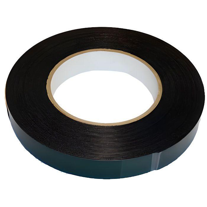 Tesa 55758-00000-00 Fixer Objets Sp/écial miroirs 1,5 m x 19 mm