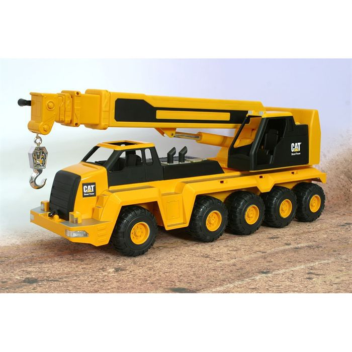 VOITURE - CAMION Caterpillar Machine Massive de Construction 58cm