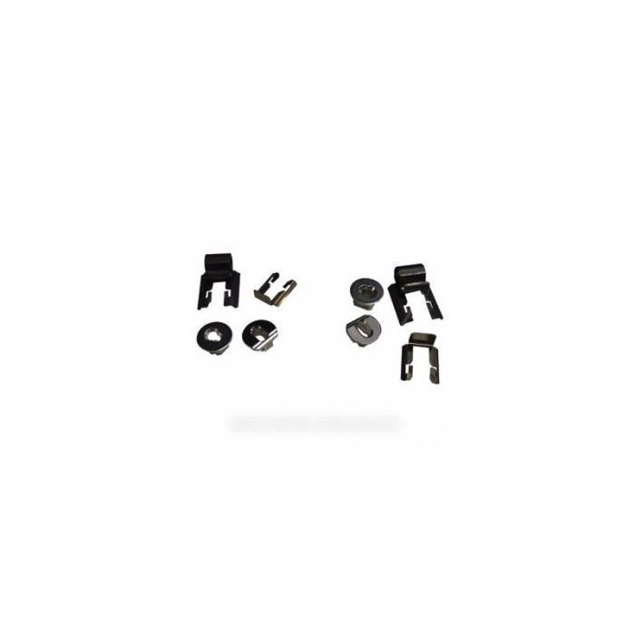 Acier au Carbone Crois/ée Recess Petites Vis Cabinet Produits /électroniques Attaches M3.5 M4 Daytwork Mat/ériel T/ête Pan Vis Autotaraudeuse