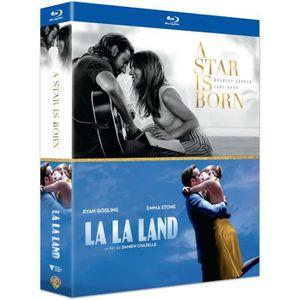 BLU-RAY FILM Coffret Blu-Ray Romance Musicale : A Star Is Born