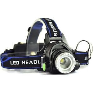 LAMPE FRONTALE MULTISPORT AFAITH Ultra Puissant LED Lampe Frontale Lumens He