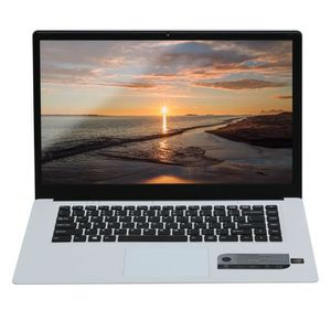 Top achat PC Portable ultra-mince Ordinateur Portable 15.6''Screen 1280x1080p Quad-affichage Core 4 Go + 64 Go de Windows 10    YYW81218082WH pas cher