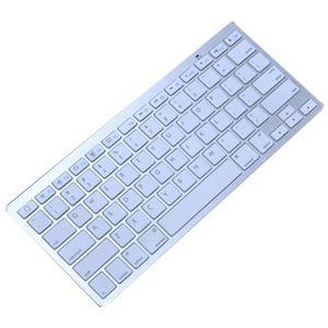 CLAVIER D'ORDINATEUR Mini clavier sans fil Bluetooth Souris Touchpad po