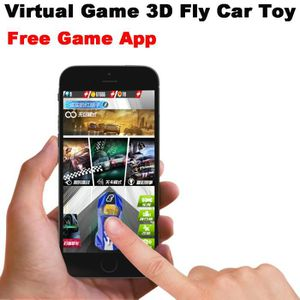 JEU D'APPRENTISSAGE JEU D'APPRENTISSAGE Car Fly Virtual Game 3D Toy Ca