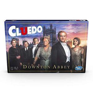 JEU SOCIÉTÉ - PLATEAU Cluedo Downton Abbey Edition Jeu de société pour E