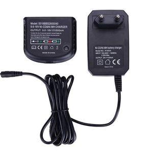 BATTERIE MACHINE OUTIL Chargeur de batterie Ni-MH-Ni-Cd pour Black &