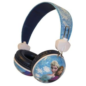 CASQUE AUDIO ENFANT REINE DES NEIGES Casque Audio Premium Frozen
