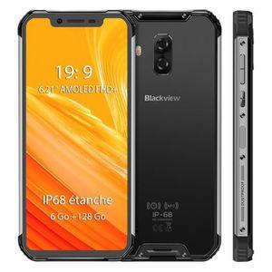 SMARTPHONE  Blackview BV9600 Pro Smartphone 4G 6Go+128Go Écra