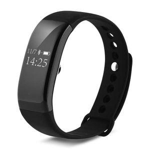 MONTRE CONNECTÉE Diggro V66 Montre Connecté Bracelet Bluetooth 4.0