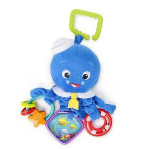 PELUCHE BABY EINSTEIN Poulpe Neptune interactif Activity A