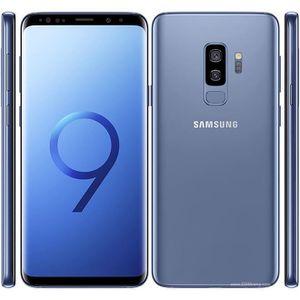 SMARTPHONE Samsung Galaxy S9+ 64Go Bleu RECONDITIONNE