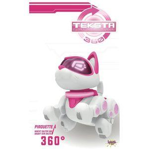 ROBOT - ANIMAL ANIMÉ SPLASH TOYS - 30664 -Teksta Kitty 360 Robot, Nouve
