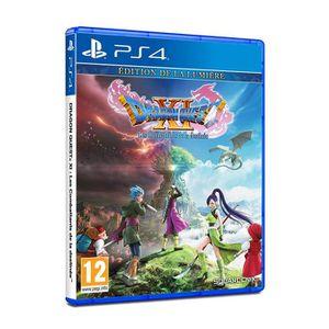 JEU PS4 Dragon Quest XI Les Combattants de la Destinée PS4