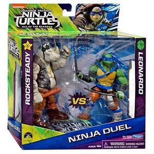 FIGURINE - PERSONNAGE Teenage Mutant Ninja Turtles Out of the Shadows Ni