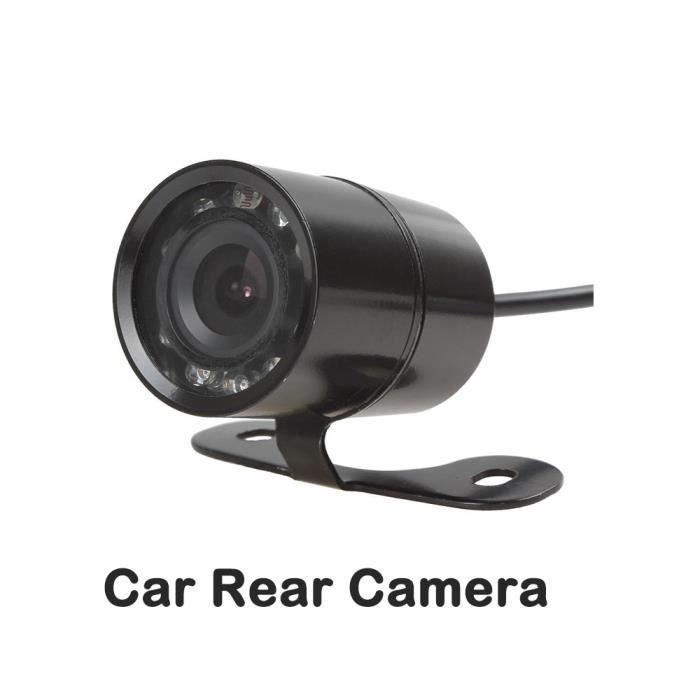 Imperméable papillon numérique 420TVL voiture Professional Miroir caméra de recul d'image 120 degrés LED meilleure caméra de