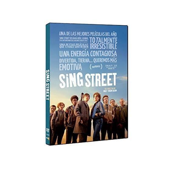 Sing Street (SING STREET ., Importé d'Espagne, langues sur les détails)