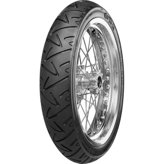 CONTINENTAL 100-80R17 52H ContiTwist Sport SM - Pneu Moto