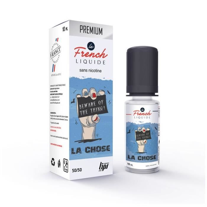 Le French Liquide - La Chose 10ml 3mg