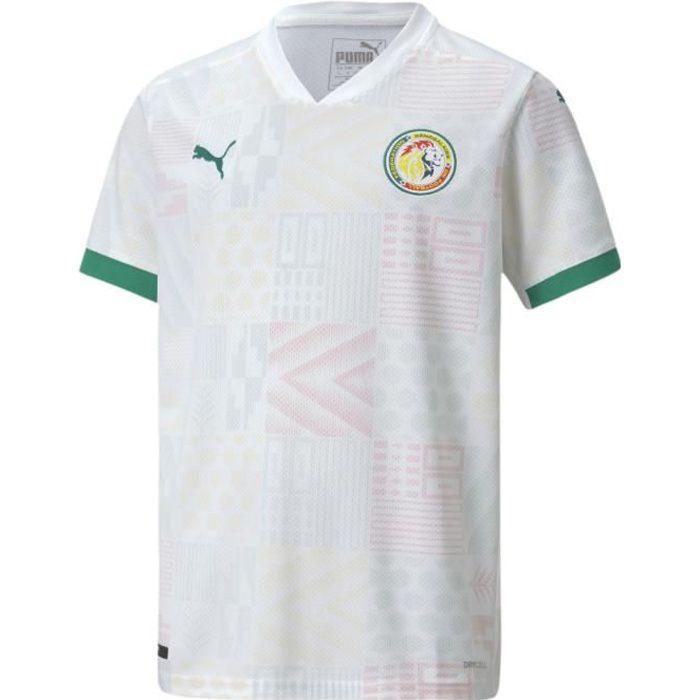 Sénégal Maillot domicile junior Puma 2020/21
