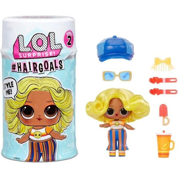 Figurine miniature Zapf Creation 572664EUC L.O.L. Surprise Hairgoals 2.0