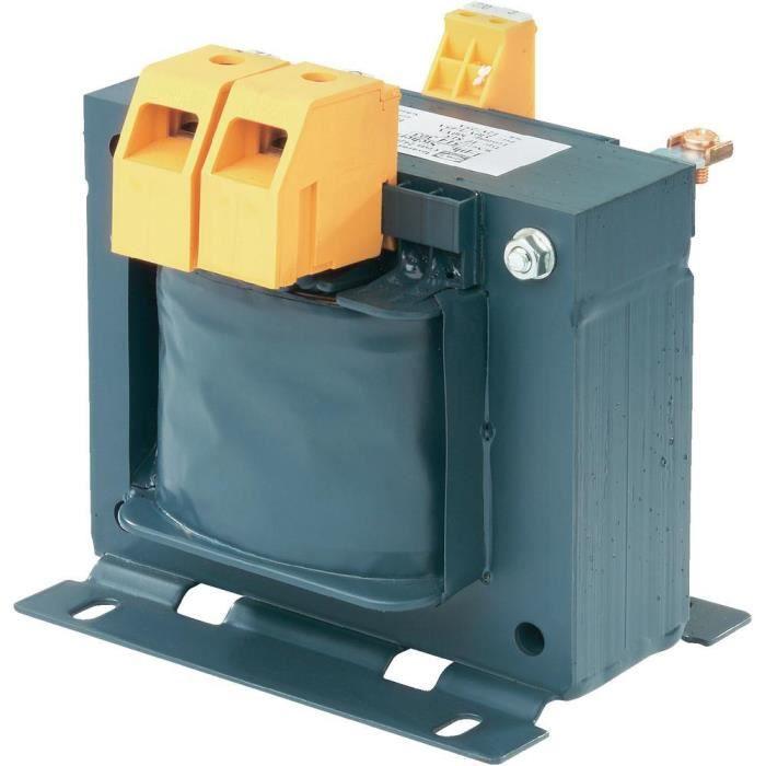 400 V 1 x 230 V//AC 800 VA 3.50 A 1 pc s ELMA TT Transformateur disolement IZ4581 IZ4581 1 x 230 V