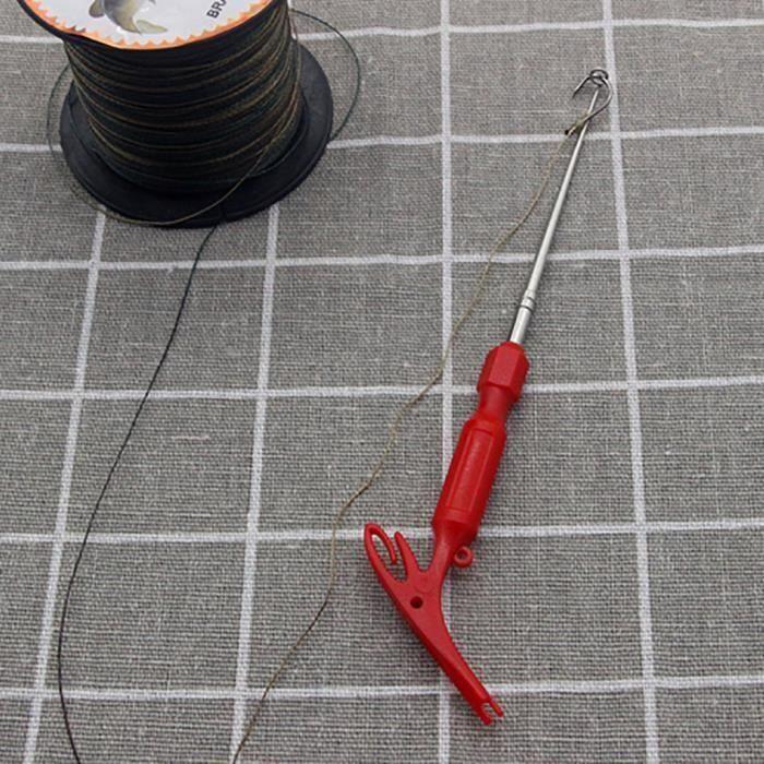 Kit de pêche Pêcheur Pince Crochet Poisson Décapant pour hameçon Nageur Outil