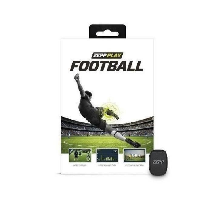 zepp tennis capteur d 39 activit de football. Black Bedroom Furniture Sets. Home Design Ideas