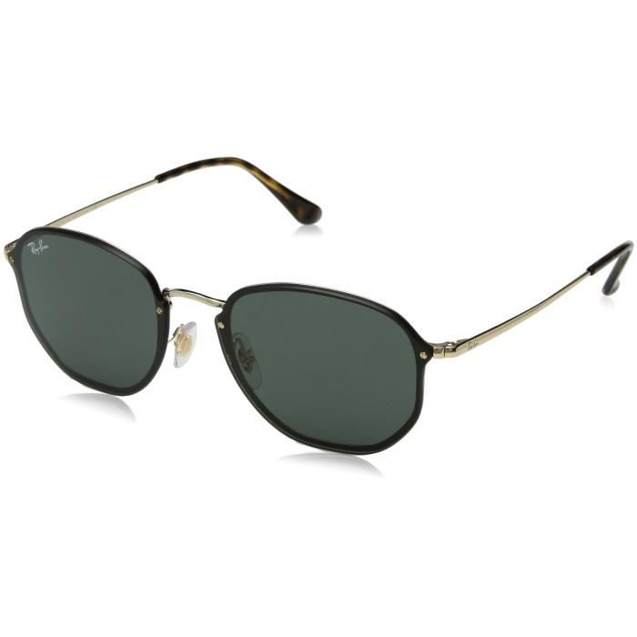 lunette ray ban homme hexagonal