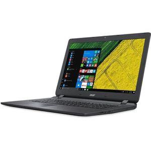 Acheter matériel PC Portable  Ordinateur Portable - ACER Aspire ES1-732-C2MR - 17,3 pouces HD+ - Celeron N3350 - RAM 4Go - Stockage 1To - Windows 10 pas cher