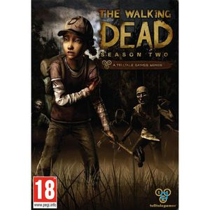 JEU PC The Walking Dead Saison 2 Jeu PC