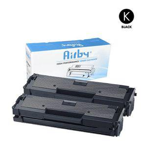 CARTOUCHE IMPRIMANTE Airby® MLT-D111S Cartouche de Toner Compatible Pou
