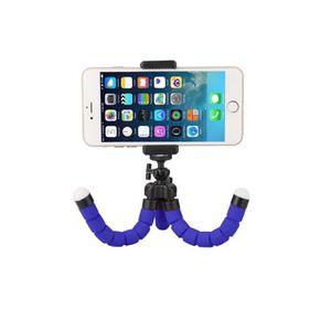 SUPPORT POUR CAMÉRA  Mini Portable Trépied Flexible Smartphone iPhone