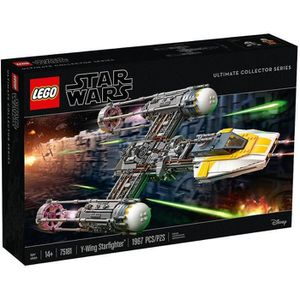 ASSEMBLAGE CONSTRUCTION LEGO STAR WARS™ 75181 Y-Wing Starfighter™ - Ultima