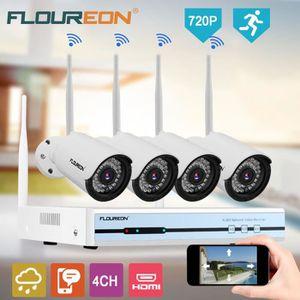 CAMÉRA DE SURVEILLANCE SECURITE MAISON - Floureon IP Caméra de Sécurité 7