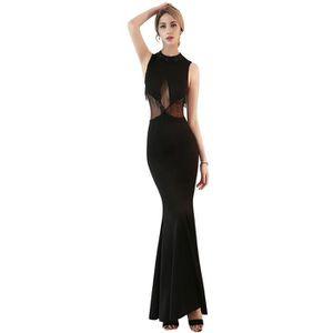 ROBE DE CÉRÉMONIE Robe de soirée Haute Couture Longue Sirène avec Co