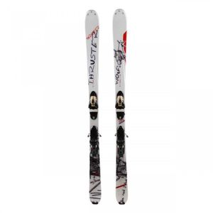 SKI Ski Salomon Thruster Woof + fixations