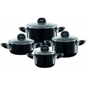 POÊLE - SAUTEUSE Silit Pot-Set 4 pièces. Modesto 2109294665