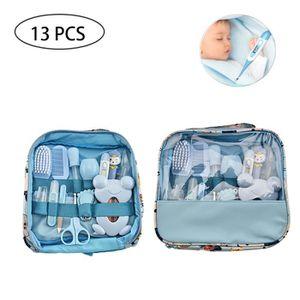 SET DE SOIN 13Pcs Kit de soins de santé Pour Bébé Essentiel de