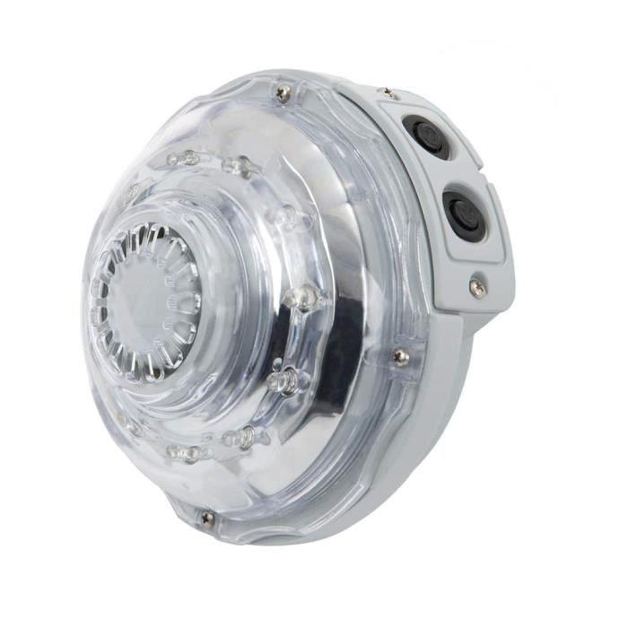 Lampe à LED multicolore pour spa à bulles et jet 28504