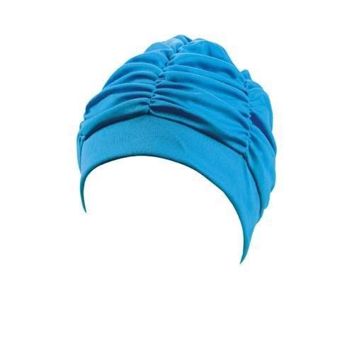 Beco bonnet de bain dames tissu turquoise