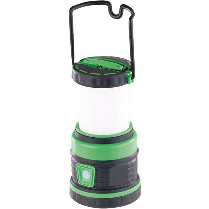 Lampe de camping à LED avec fonction batterie d'appoint 3600 mAh